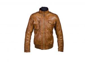 Leather Jacket Davi-s Casual Wear