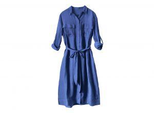 Linda collar dress